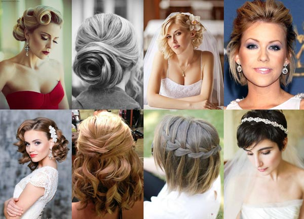 Best Wedding Hairstyles For Short & Fine Hair Our Top 10! Heart