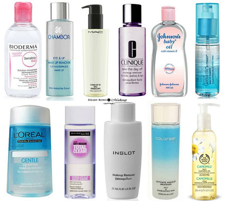 11 Best Makeup Removers In India For Dry Oily & Acne ...