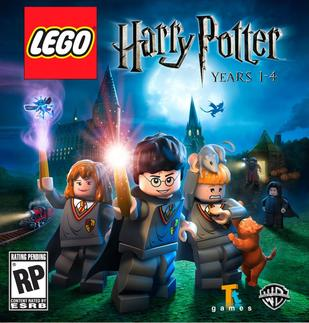 Cover Image about Lego Harry Potter Years 1-4