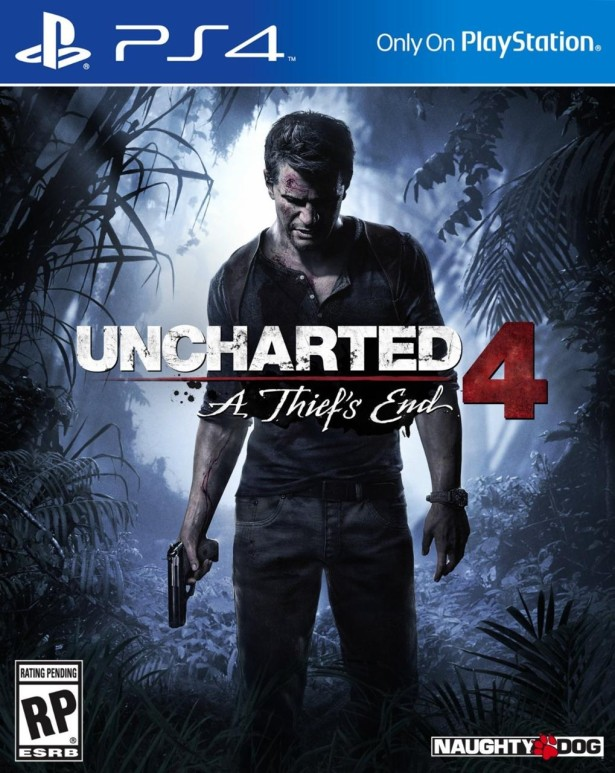언차티드 4: 해적왕과 최후의 보물 Uncharted 4: A Thief's End