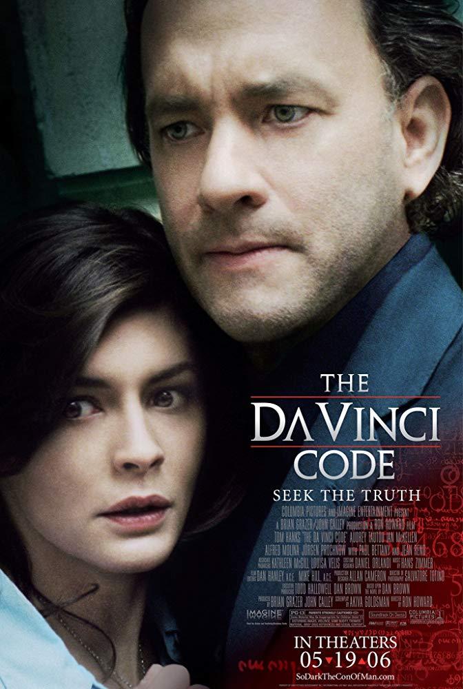 다 빈치 코드 The Da Vinci Code (2006)