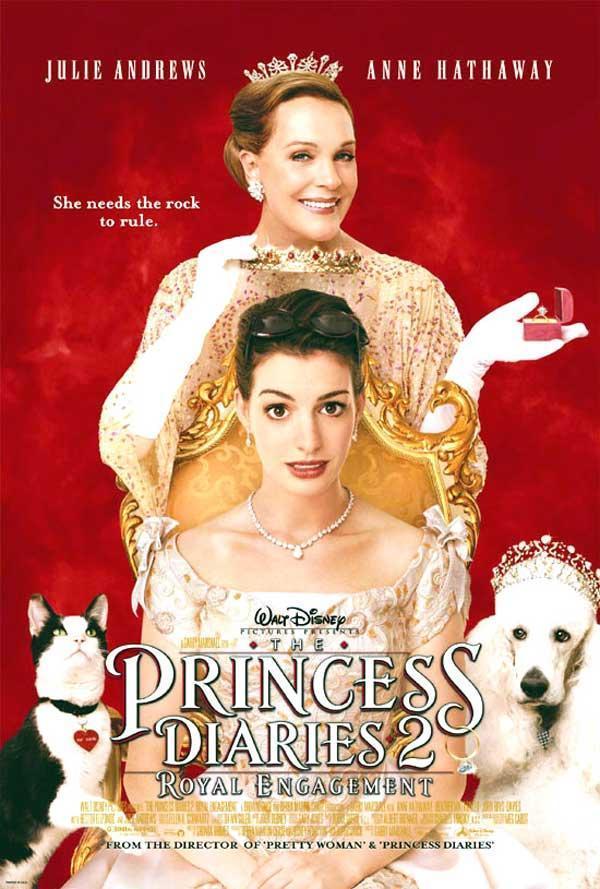 프린세스 다이어리 2 The Princess Diaries 2: Royal Engagement (2004)