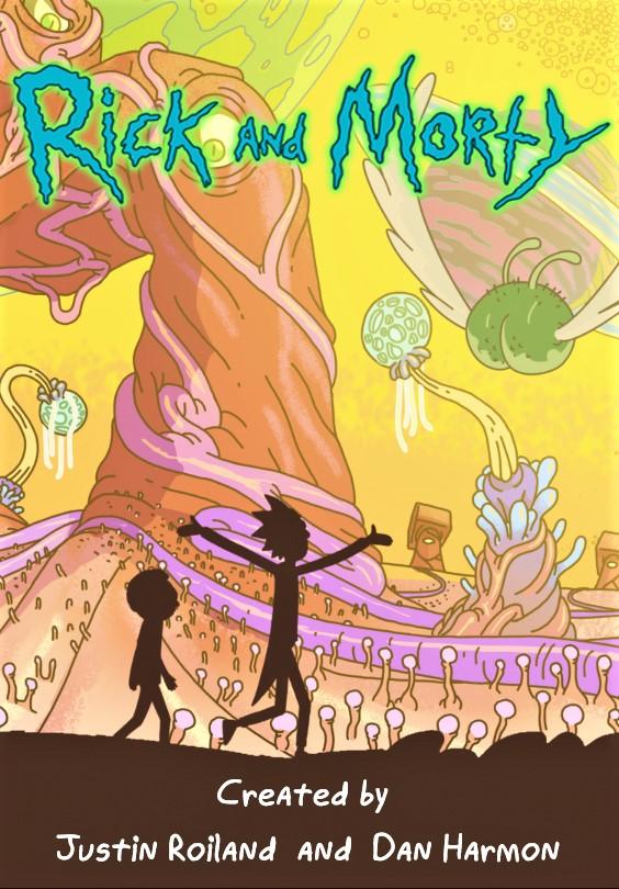 릭 앤 모티 시즌 1 – 4 Rick and Morty S1 – S4 (2013 – 2019)