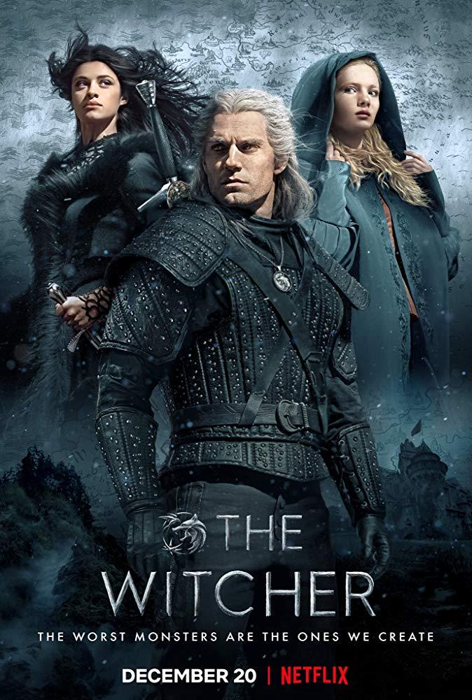 더 위쳐 시즌 1 The Witcher S1 (2019)