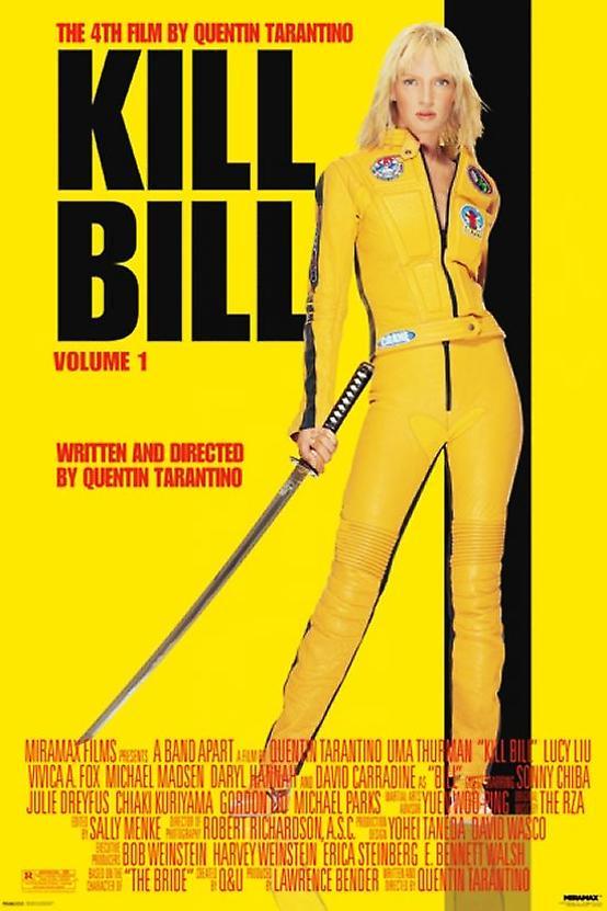 킬 빌 Vol. 1 Kill Bill: Vol. 1 (2003)