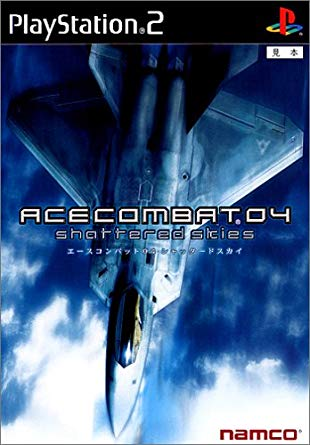 Ace Combat 04 – Shattered skies