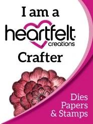 Heartfelt Creations Fan Badge