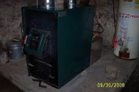 US Stove 1537G add-on wood furnace install. | Hearth.com ...
