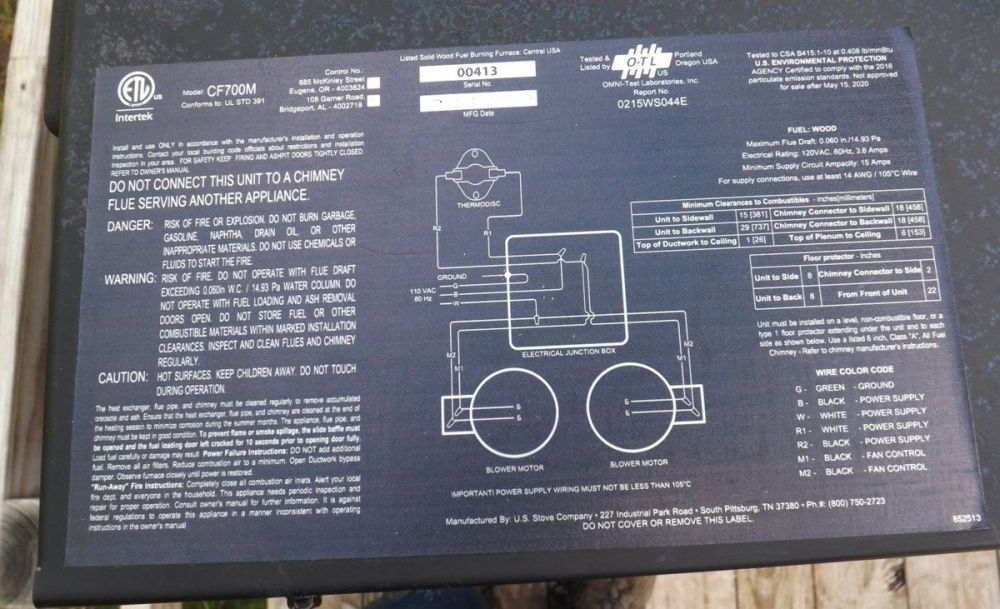 medium resolution of coal furnace blower wiring diagram