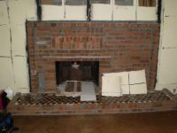 Reface Brick Fireplace With Stone   Home Decor ...