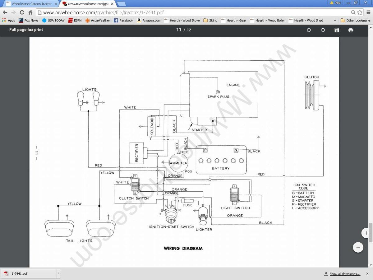 Wiring Diagram Craftsman 917 287480 Auto Electrical Related With