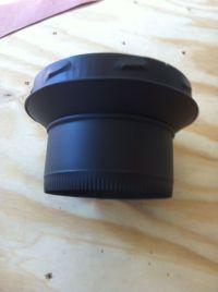 8 Stove Pipe & Selkirk Pellet Stove Pipe Adapter 3 X 8 Sc ...
