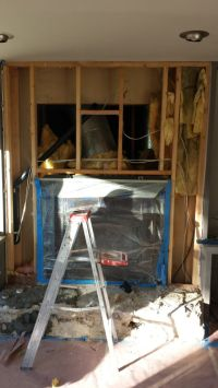 fireplace without insulation inside | Hearth.com Forums Home
