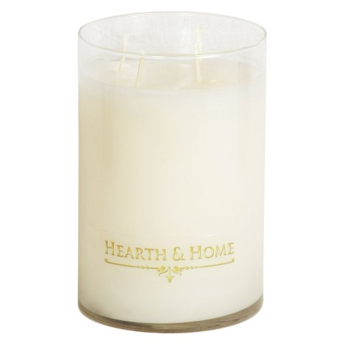Libbey Cylinder Bowl Scented Candle - 31oz