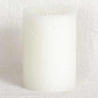 Paraffin Wax Pillar Candle Small