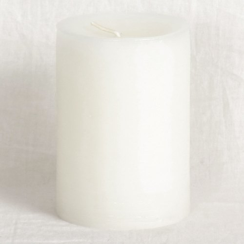 Paraffin Wax Pillar Candle Small