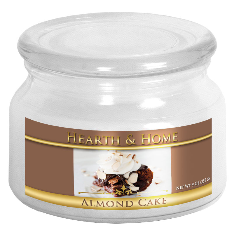 Almond Cake - Small Jar Candle