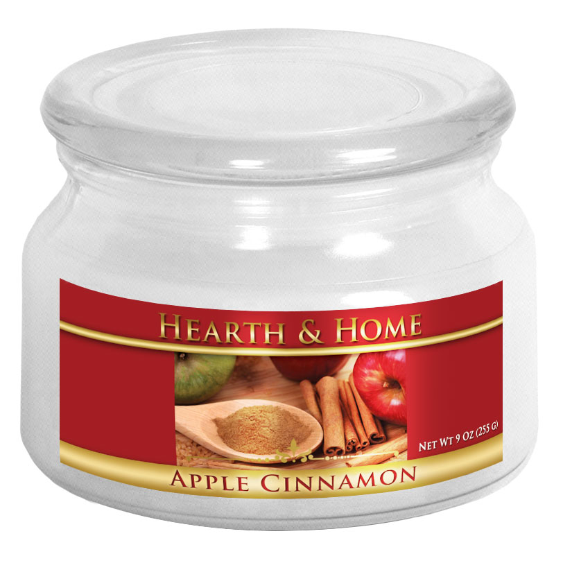 Apple Cinnamon - Small Jar Candle