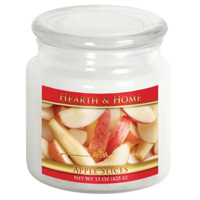 Apple Slices - Medium Jar Candle