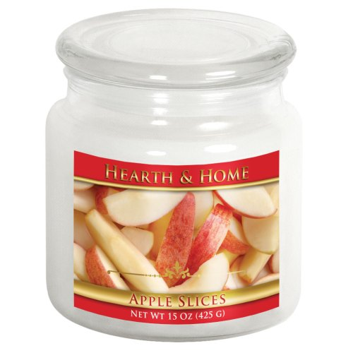 Apple Slices - Medium Jar Candle