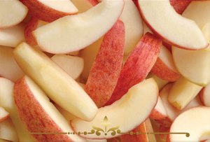 Apple Slices Scented Candles