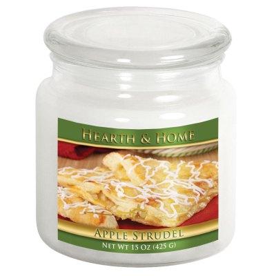 Apple Strudel - Medium Jar Candle