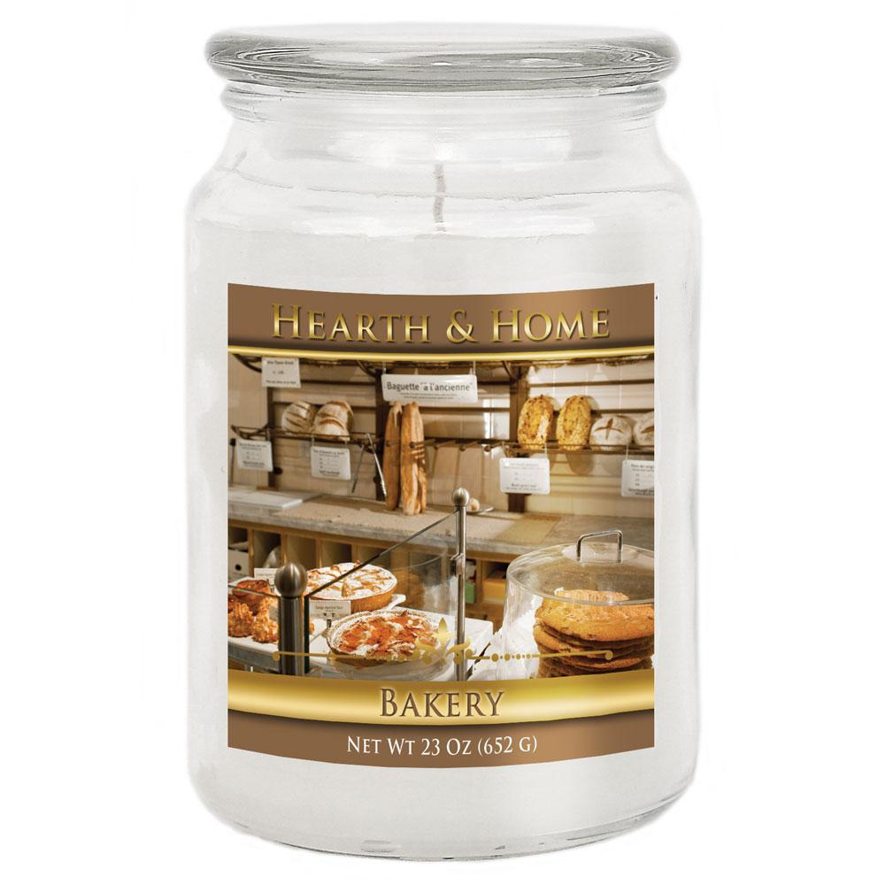 Bakery - Large Jar Candle
