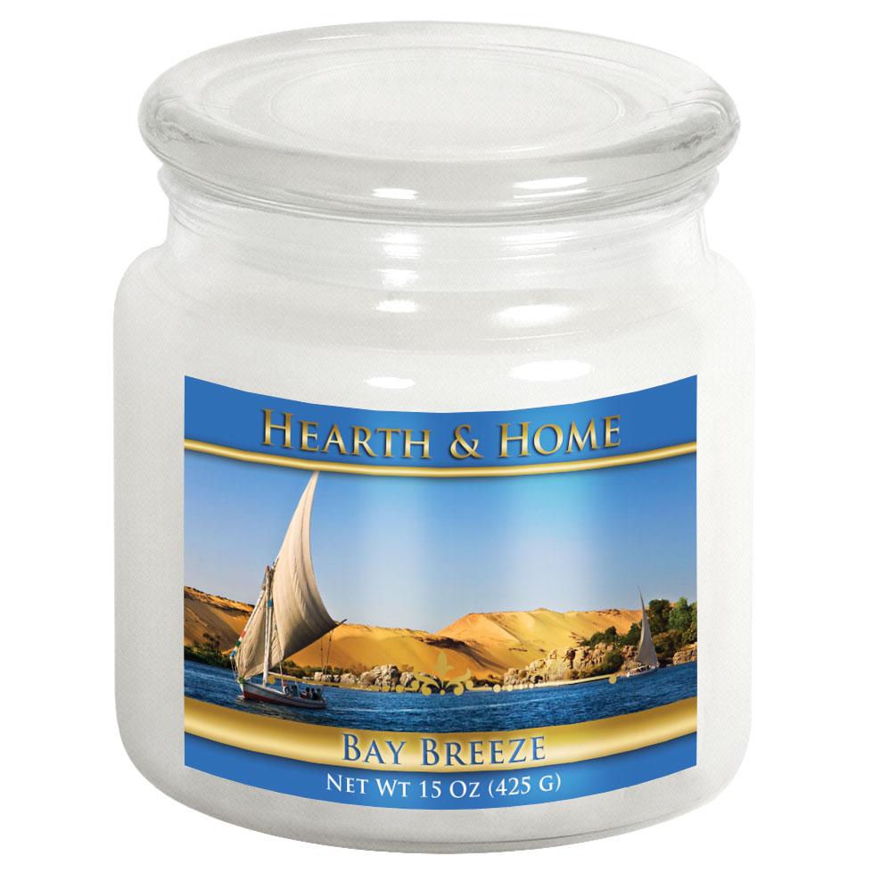 Bay Breeze - Medium Jar Candle