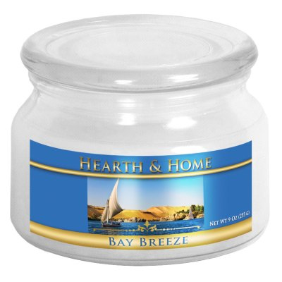 Bay Breeze - Small Jar Candle