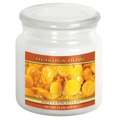 Butterscotch - Medium Jar Candle