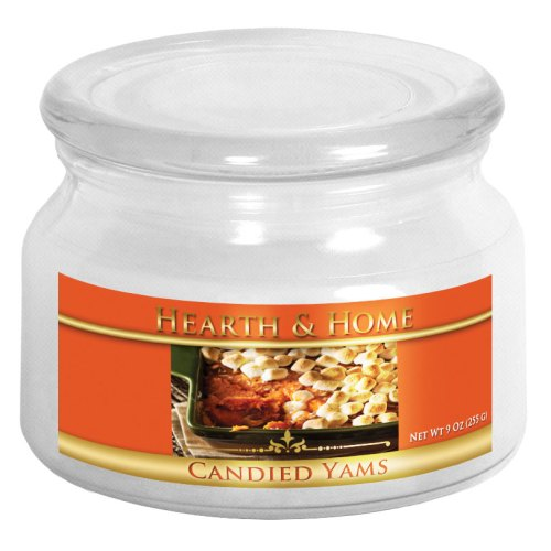 Candied Yams - Small Jar Candle