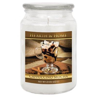 Cappuccino Mocha - Large Jar Candle