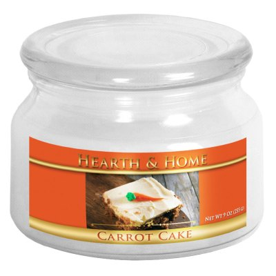 Carrot Cake - Small Jar Candle