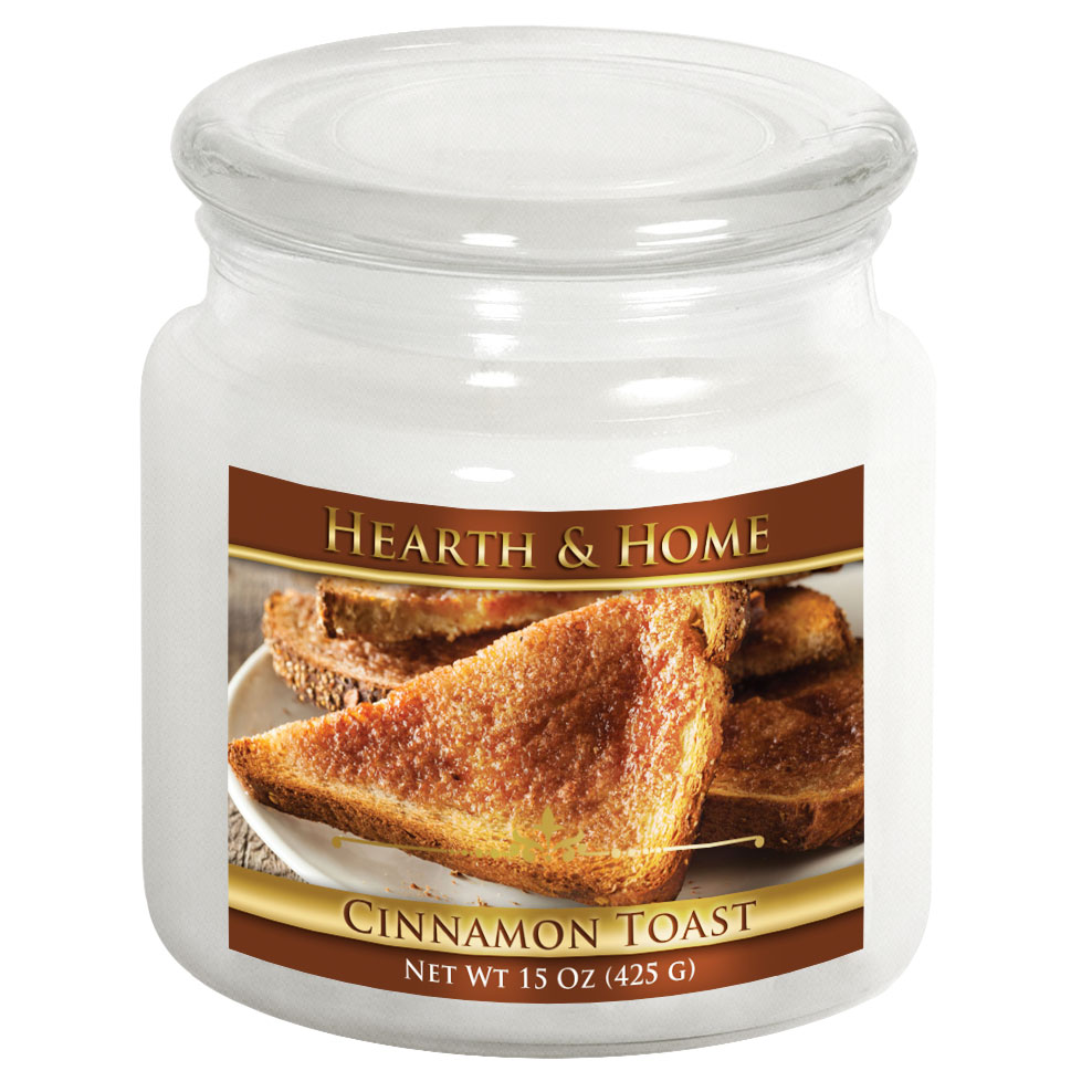 Cinnamon Toast - Medium Jar Candle