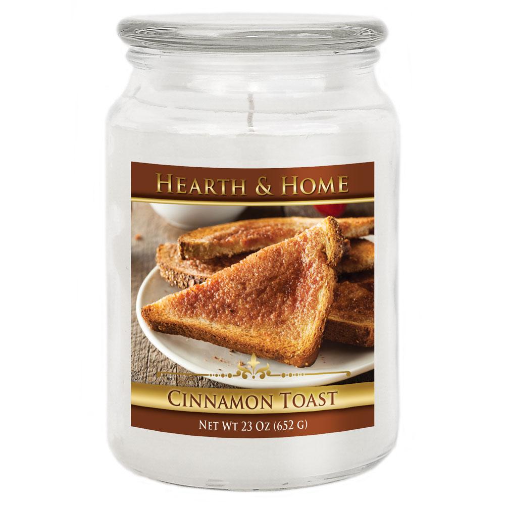 Cinnamon Toast - Large Jar Candle