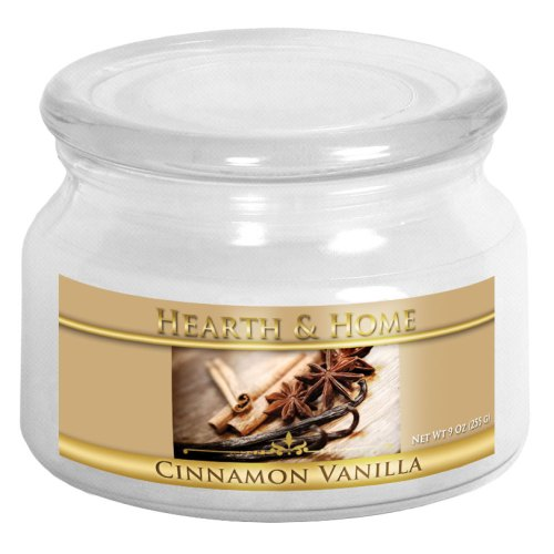 Cinnamon Vanilla - Small Jar Candle