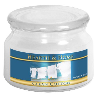 Clean Cotton - Small Jar Candle