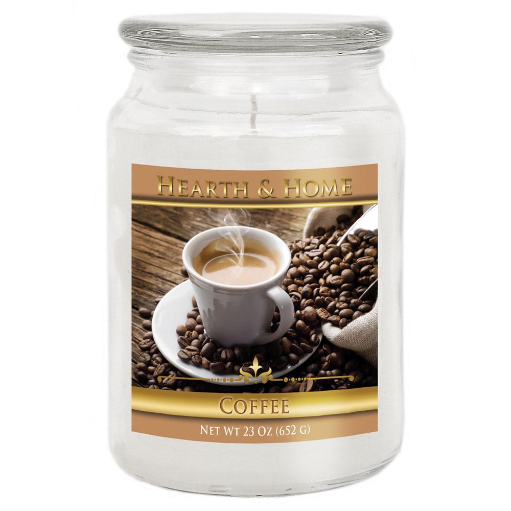 Coffee - Large Jar Candle
