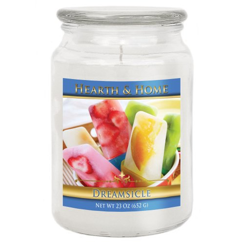 Dreamsicle - Large Jar Candle