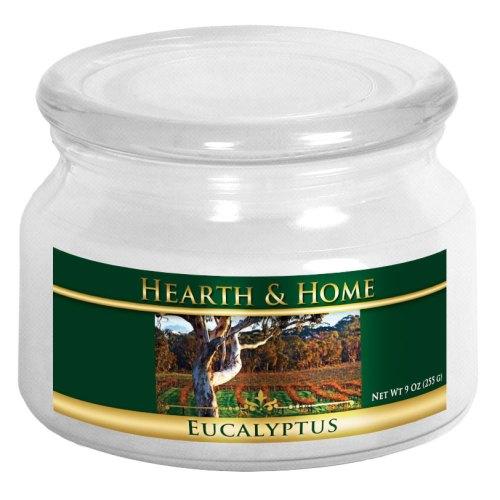 Eucalyptus - Small Jar Candle