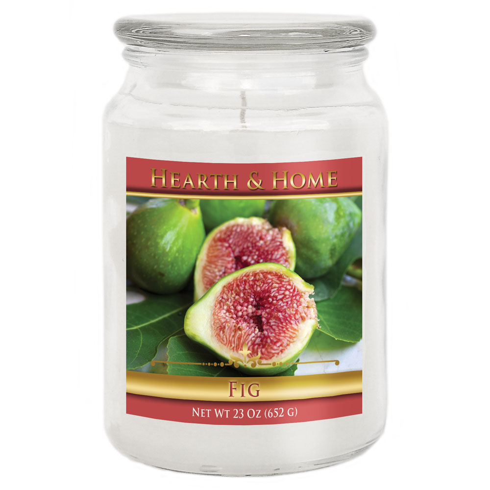 Fig - Large Jar Candle