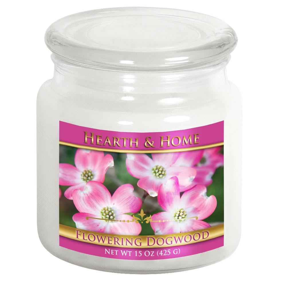 Flowering Dogwood - Medium Jar Candle