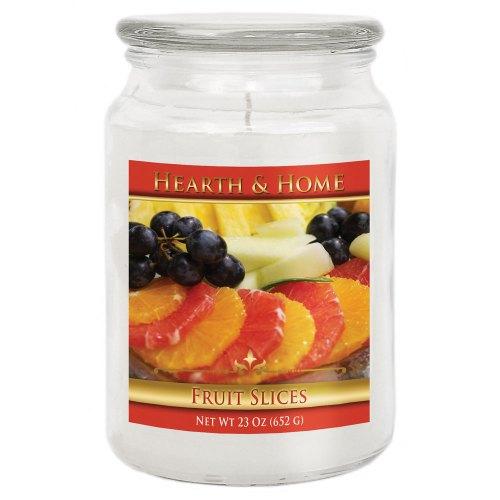 Fruit Slices - Large Jar Candle
