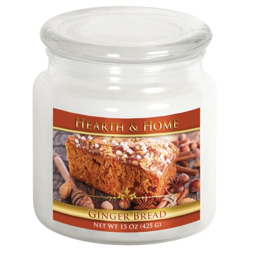 Ginger Bread - Medium Jar Candle