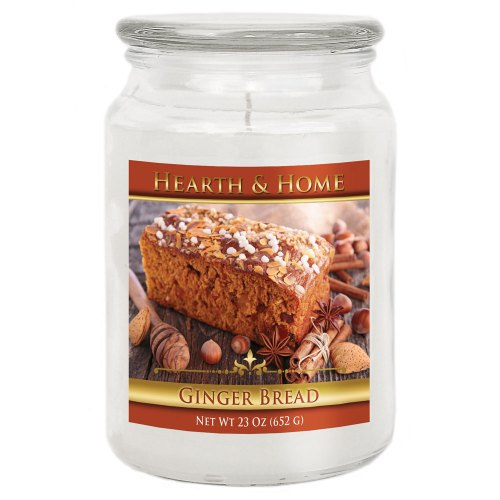 Ginger Bread - Large Jar Candle