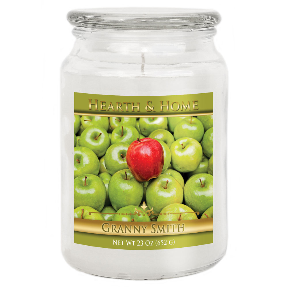 Granny Smith - Large Jar Candle