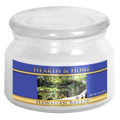 Hawaiian Breeze - Small Jar Candle