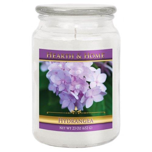 Hydrangea - Large Jar Candle