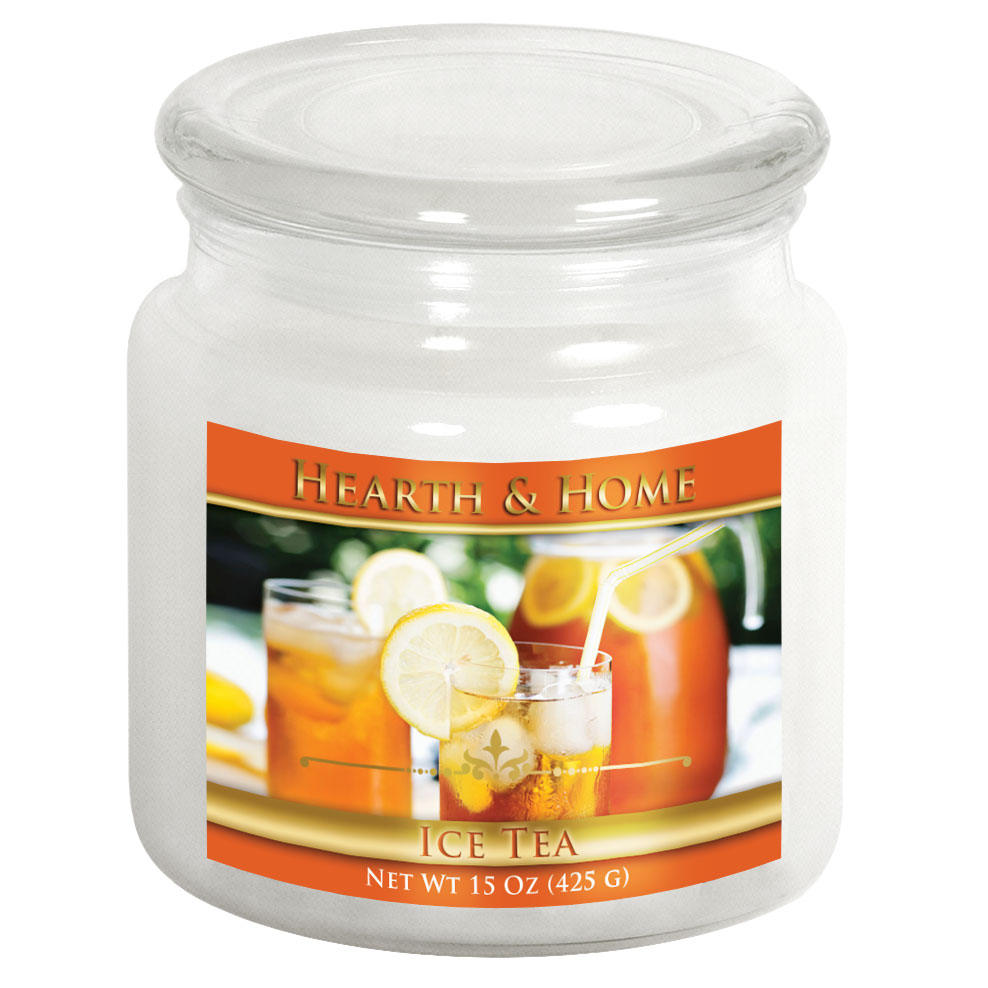 Ice Tea - Medium Jar Candle