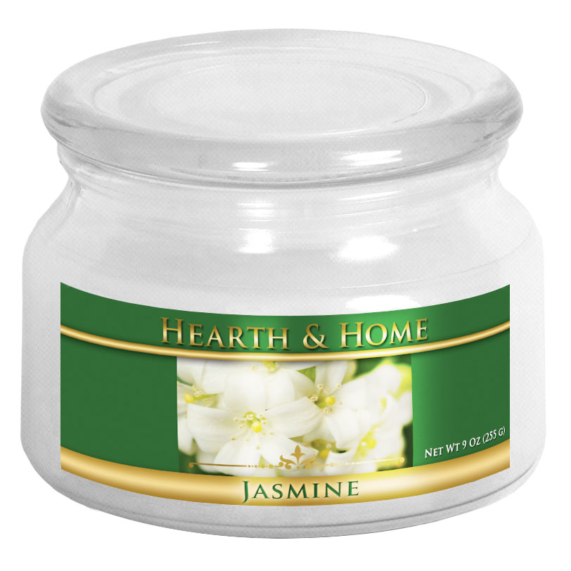 Jasmine - Small Jar Candle
